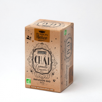 Organic Chai Infusion - 16 teabags